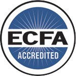 ECFA Accredited Badge